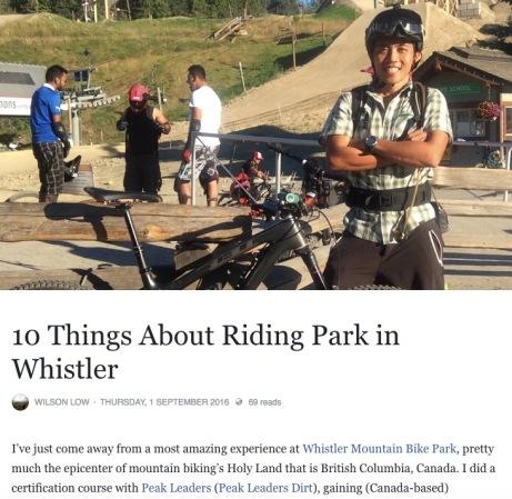 whistlerridepark
